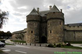 Stadtmauer - Guerande