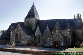 Kirche - Rochefort en Terre