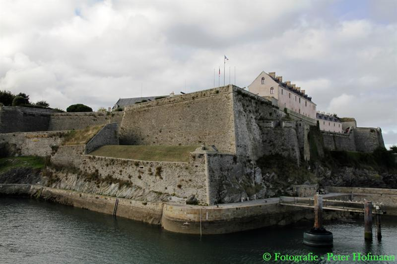 Fort Le Palais - Bell Isle en Mer