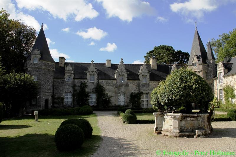 Schloss - Rochefort en Terre